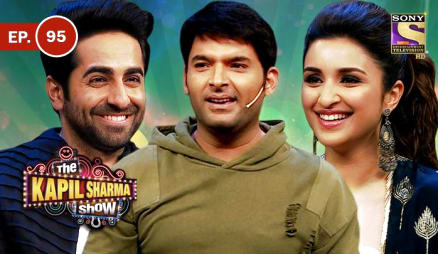 The Kapil Sharma Show Episode 95 – 8 April 2017
