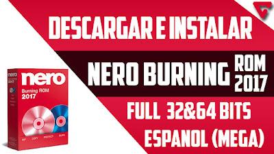 descargar nero para windows 10 64 bits full español