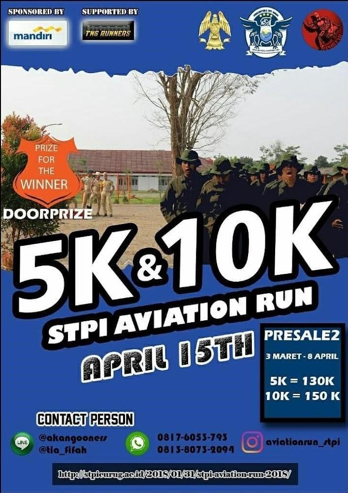 STPI Aviation Run • 2018