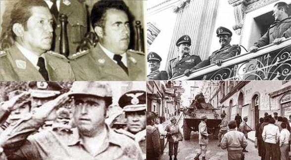 Resultado de imagen para bolivia represion de garcia meza
