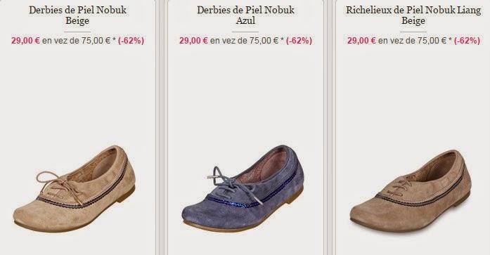 Auténticos Kickers en piel de Nobuk por menos de 30 euros