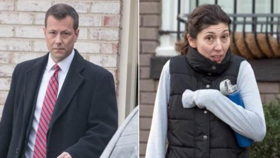 Recovered FBI Strzok and Page Texts Expected Today