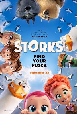 Storks [2016] DVDR R1] [Latino]