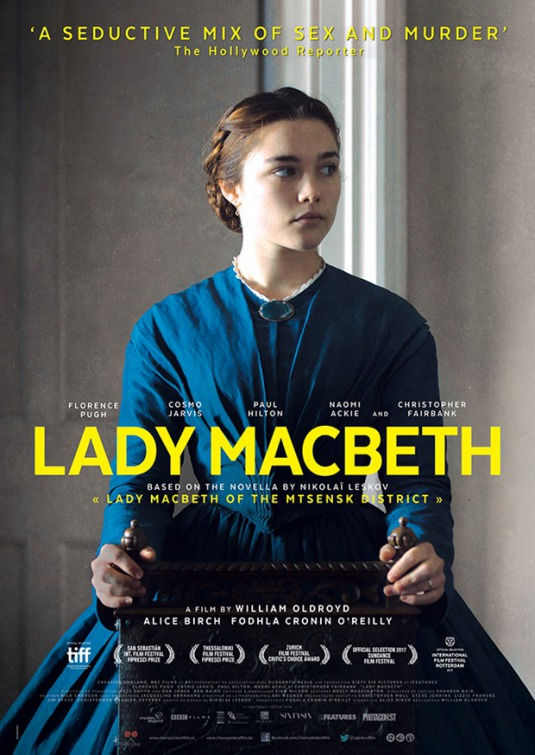 Lady Macbeth 2017 Dublado