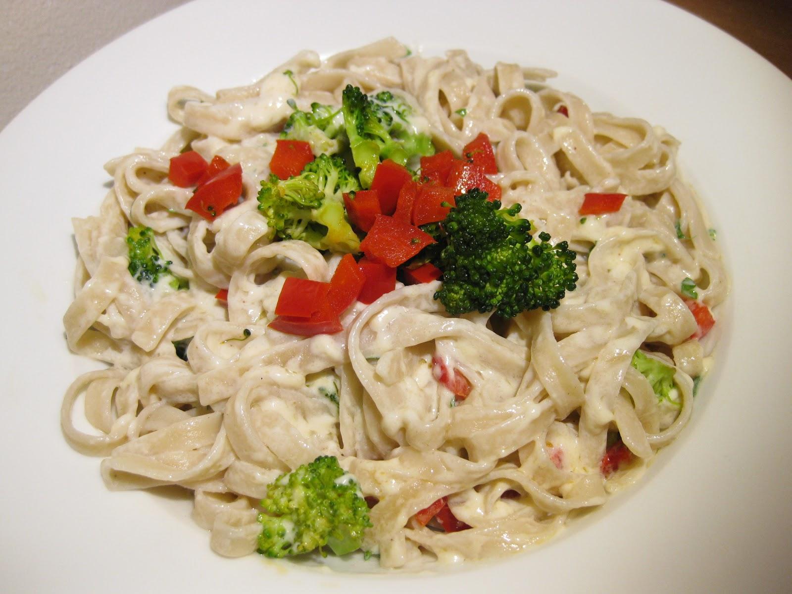 Menu For Olive Garden: GF Ontario Blog: Vegan Alfredo Sauce