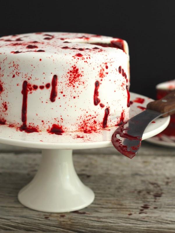 Dexter Cake Recipe