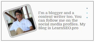 author widget blogger 2