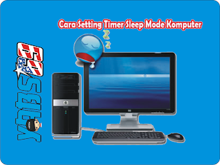 Cara Setting Timer Sleep Mode Komputer