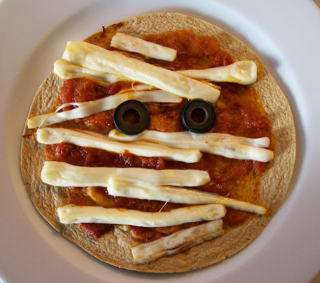 Creepy Party Food Happy Halloween Day of the Dead