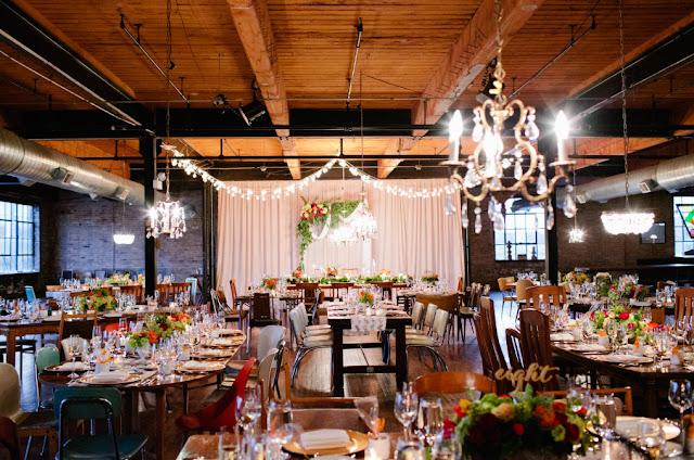 Oak Park Wedding Venues Salvage One Chicago Wedding