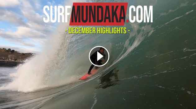 SURFMUNDAKA HIGHLIGHTS DECEMBER 2018