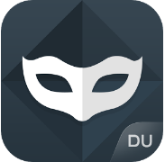 du privacy vault app lock logo