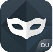 du privacy vault app lock logo