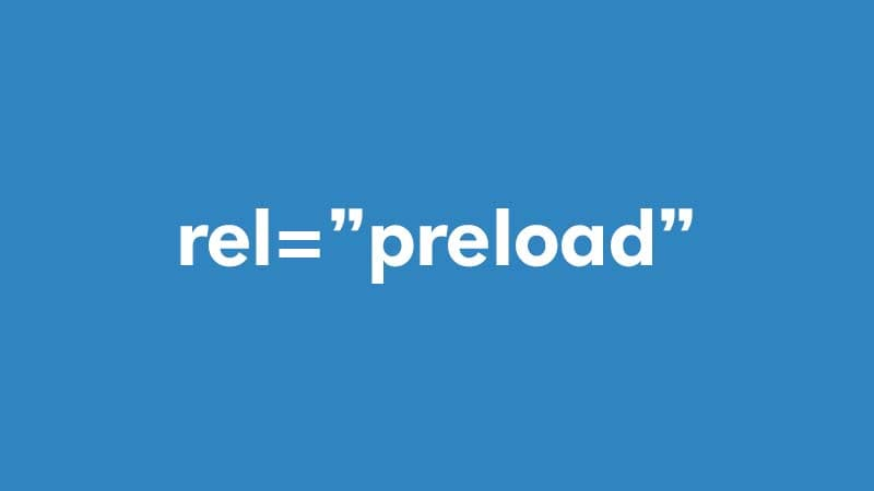 Blog Sayfa Bağlantılarını Preload ile Optimize Edin