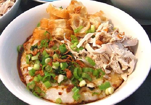 Resep dan Cara Membuat Bubur Ayam Spesial serta Enak