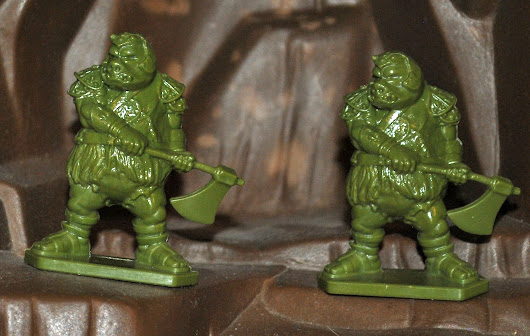 Hasbro: Star Wars Command Gamorrean Guard