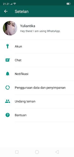 Cara Untuk Menyembunyikan Foto atau Video Kiriman di WhatsApp Agar Tidak Muncul di Galeri