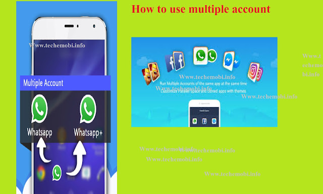 Android mobile me 2 whatsapp