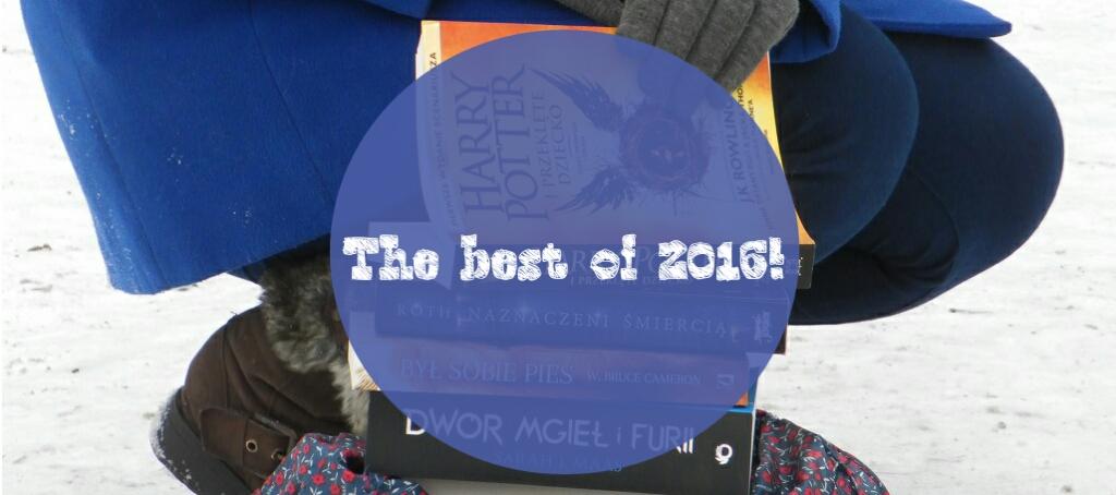 10 najlepszych książek 2016 roku!