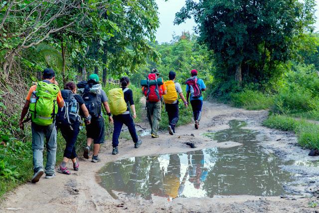 1 Có một Campuchia rất khác, hành trình trekking leo đỉnh núi cao nhất Campuchia