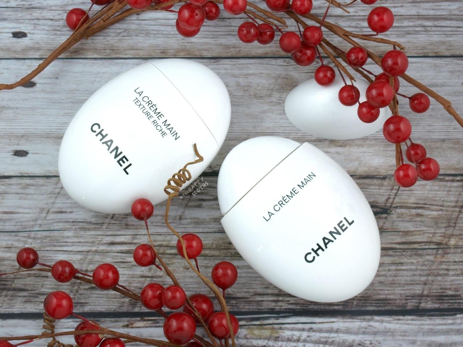 Chanel | Le Crème Main & Le Crème Main Texture Riche: Review