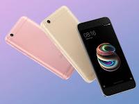 Xiaomi Redmi 5A HP murah dibawah 1 juta
