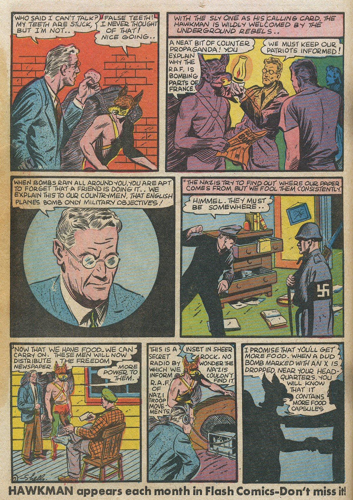 Read online All-Star Comics comic -  Issue #14 - 12