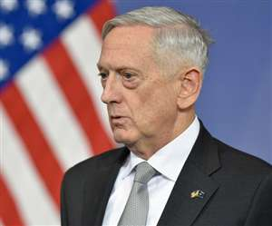 US Defense Secretary Matisse warns China of showing hatred in South China Sea