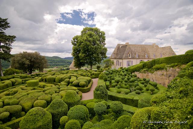 Jardines Colgantes de Marqueyssac - Dordoña Perigord por El Guisante Verde Project
