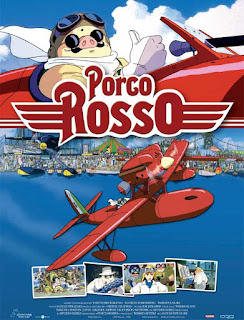 Porco Rosso พอร์โค รอสโซ สลัดอากาศประจัญบาน