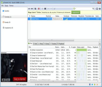 uTorrent 3.5.0 Build 43580 Screenshot 3