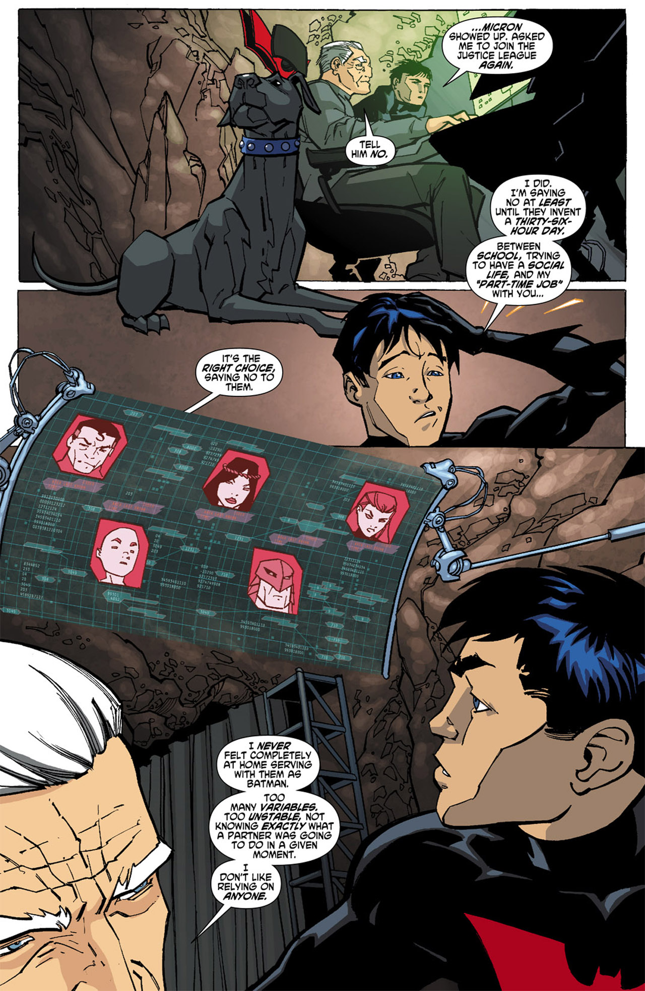 Batman Beyond (2010) Issue #1 #1 - English 16