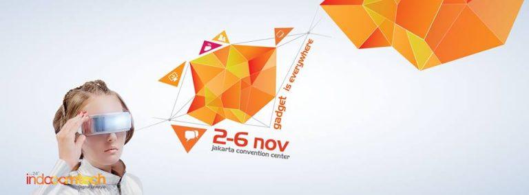 Pameran Indocomtech – Jakarta Convention Center