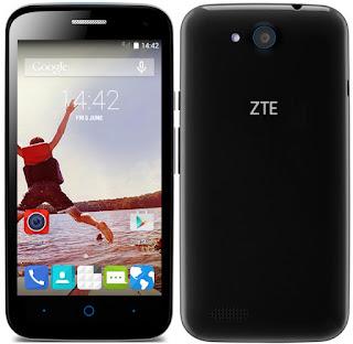 Harga ZTE Blade Qlux 4G Terbaru, Spesifikasi Proeseor Quad-core 1.3 Ghz