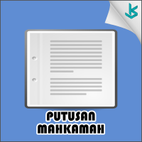 Permalink to Putusan Mahkamah Konstitusi Nomor 50/PUU-XI/2013 Tahun 2013