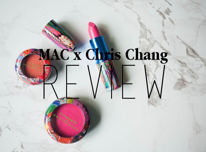 Beauty: MAC x Chris Chang review