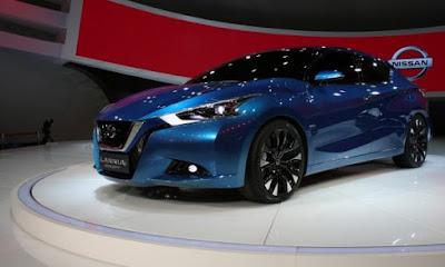 ''(2018) Nissan Lannia'' Voiture Neuve Pas Cher : prix, intérieur, Revue, Concept, Date De Sortie
