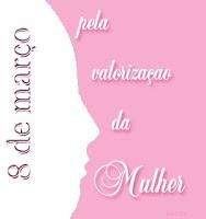 Blogagem Coletiva: Dia Internacional da Mulher