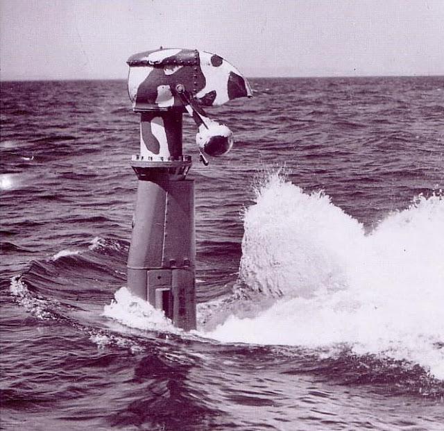 Snorkel de cierre con flotador