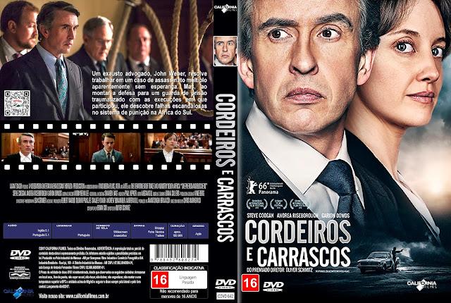 Capa DVD Cordeiros e Carrascos [Custom]