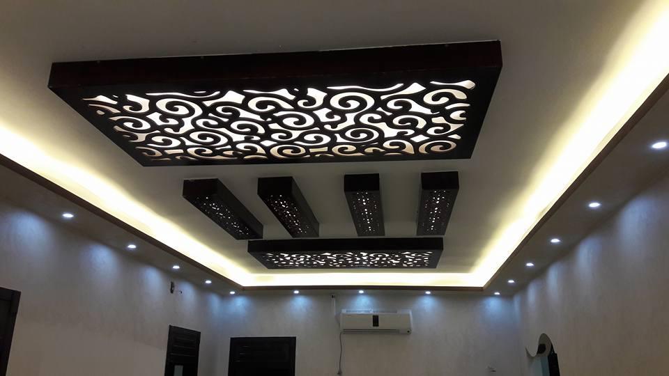 30 CNC Ceiling Square & Rectangle Designs Ideas That You ...
