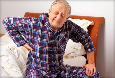 Hilangkan Sakit Tulang Belakang Tanpa Ubat Tahan Sakit