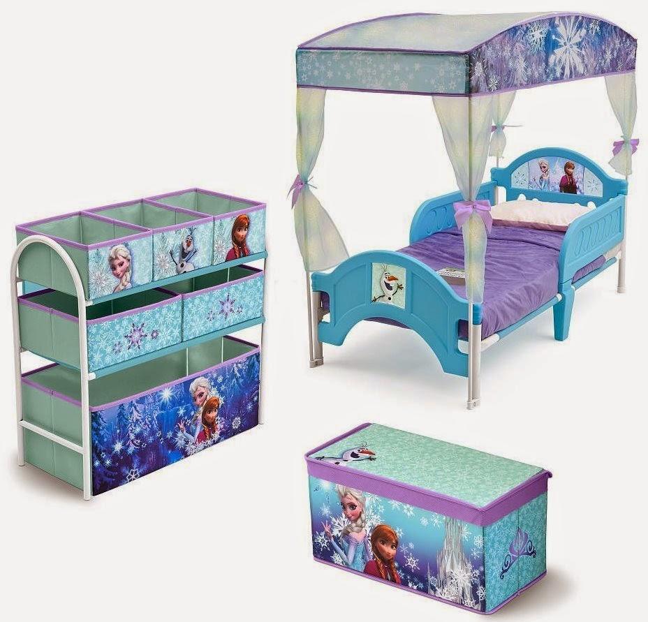 25 Cute Frozen Themed Room Decor Ideas Your Kids Will Love ...  |Frozen Themed Room