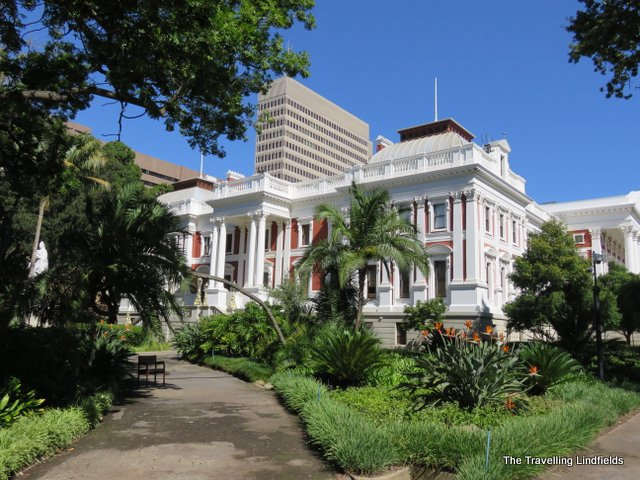 Colonial building, Capetown