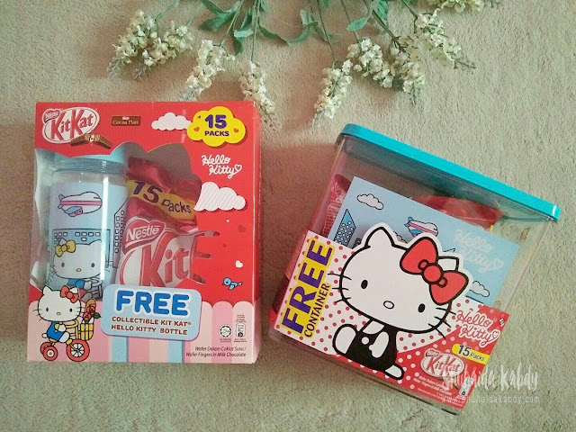 Kit Kat Dan Hello Kitty