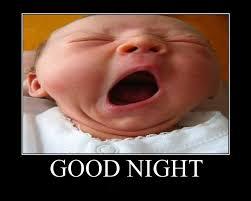 Funny Good Night Image