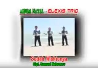 Download Lagu Natal Trio Elexis - Sudah Waktunya