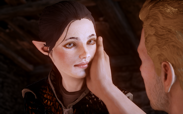 Dragon Age dating Cullen