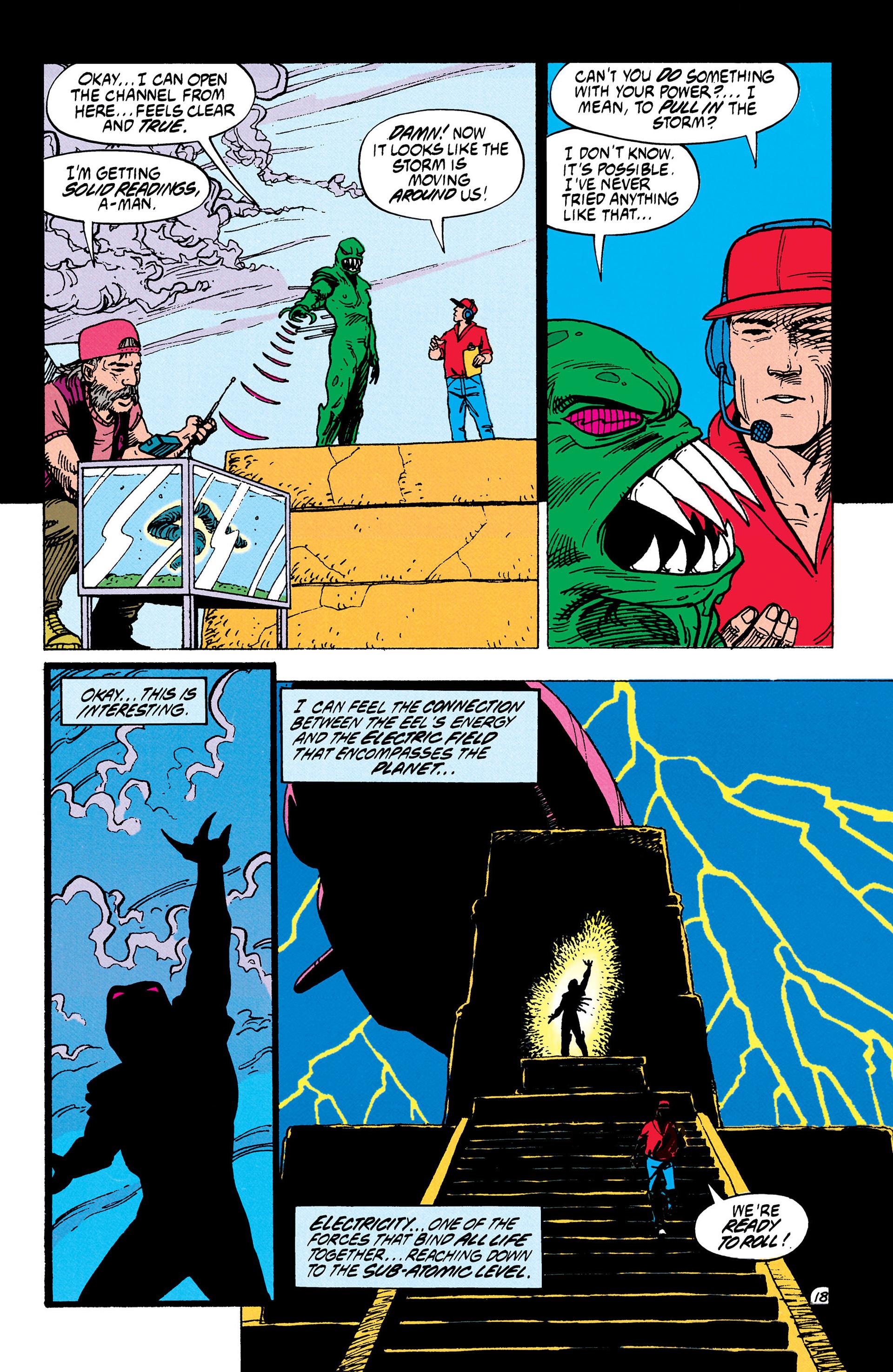 Read online Animal Man (1988) comic -  Issue #35 - 19
