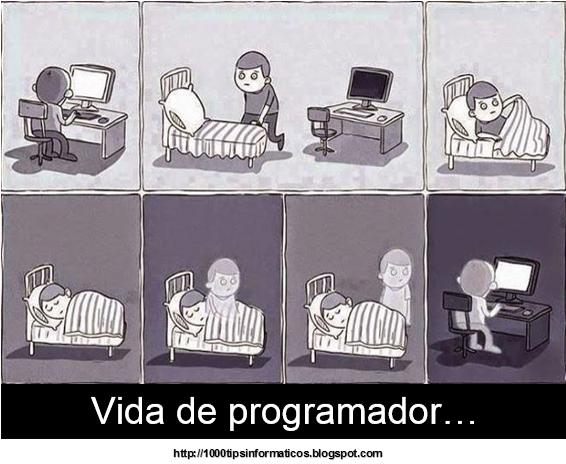 los programadores prefieren trabajar en la noche